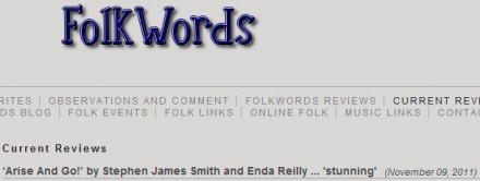 Review Headline Folkwords