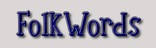 Folkwords logo